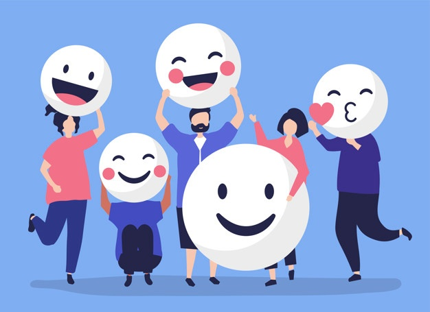 characters-people-holding-positive-emoticons-illustration_53876-26818
